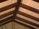 בניית פרגולות מעץ בונדר סנטר