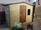 בתי עץ, בניית בתי עץ
